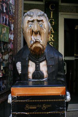 Stanza dei Sigari - Cigar Bar and Memorabilia – Boston, MA