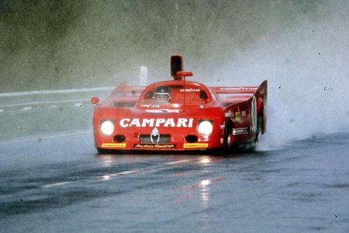 Jacky Ickx, Campari WKRT Alfa Romeo T33/TT/12, 1975 Grand Prix de Spa, Francorchamps