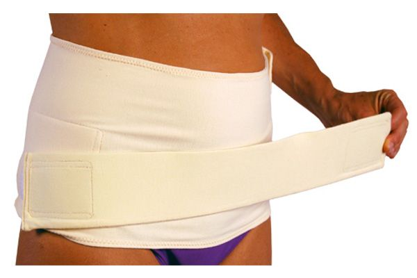 AbdoMend Belly Band/C-section scar band - offers maternity support, abdominal core binder, post natal support, XS-XL $62-$80