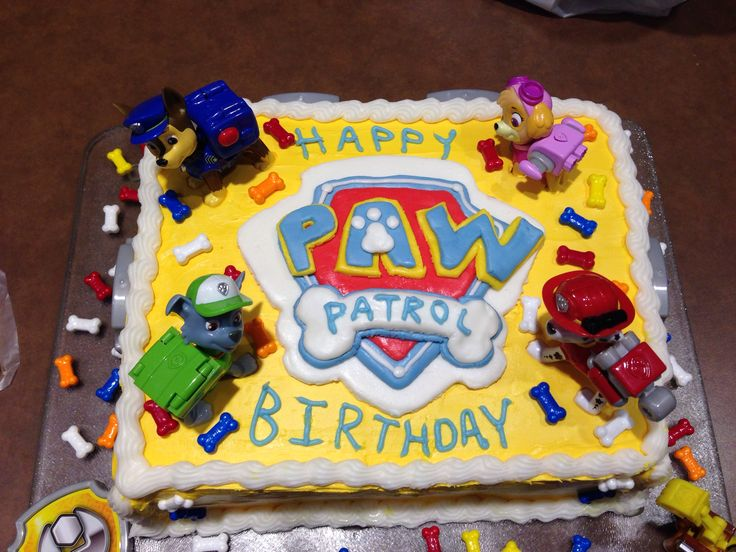 39 Best Paw Patrol 3 Yr Old Party Images On Pinterest