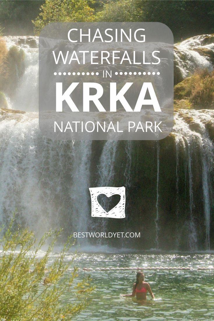 Krka National Park Waterfall Guide