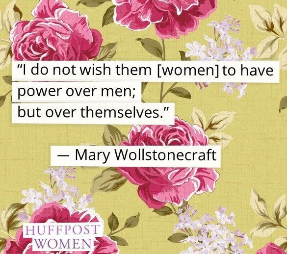 Quotes From A Vindication Of The Rights Of Woman: 34 Best Images About #16 Mary Wollstonecraft On Pinterest