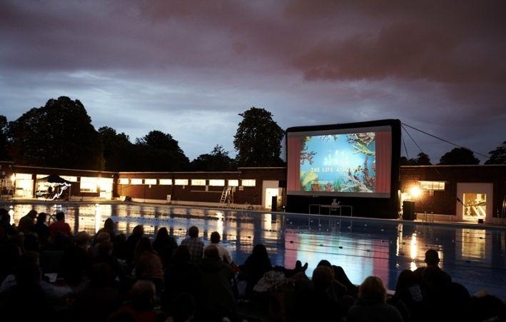 London Outdoor Open Cinema