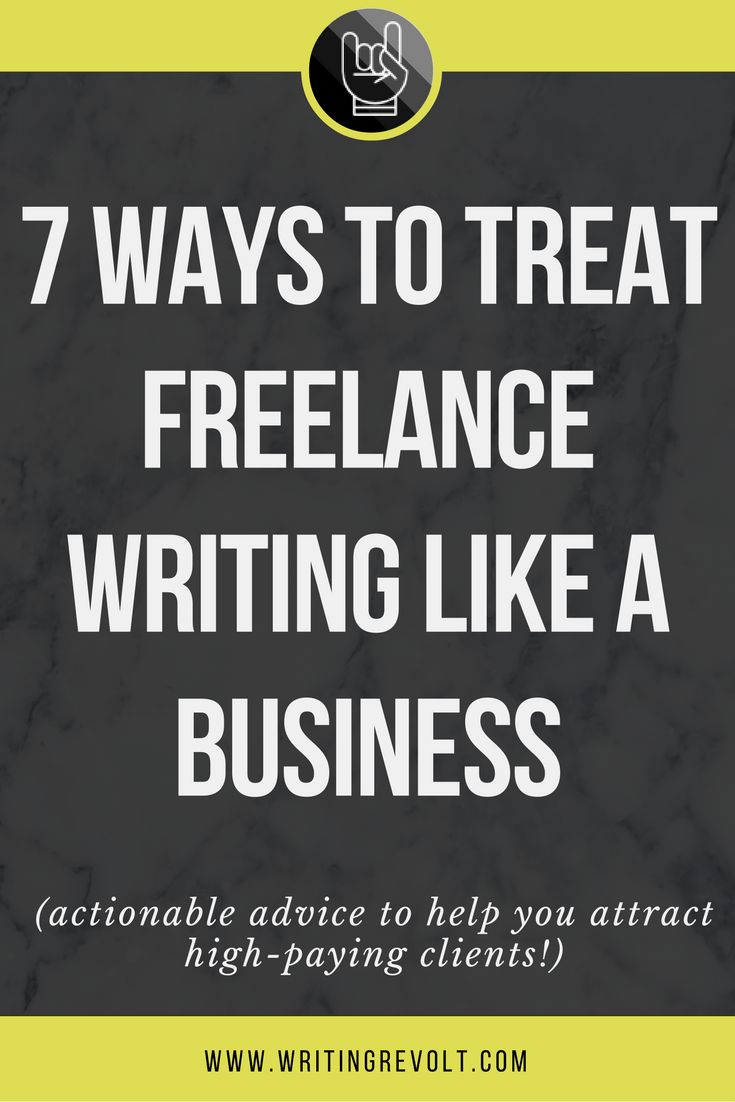 17 best images about writing revolt courses 7 ways to treat lance writing like a business