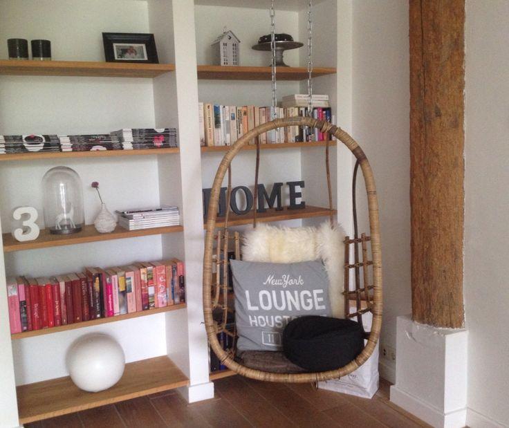 My Sissy-boy home lounge chair