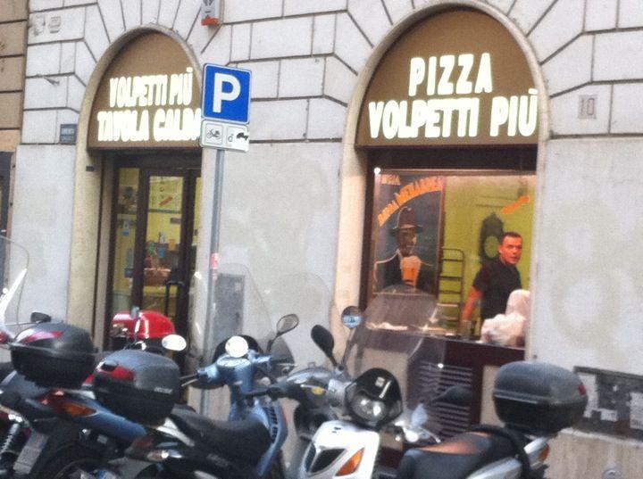 Volpetti (tavola calda) nel Roma, Lazio