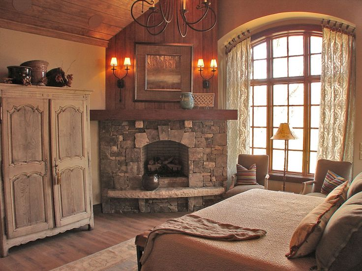 460 Best Lodge Style Bedrooms Images On Pinterest