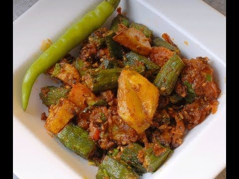 ... images about Indian/Veg/Dry on Pinterest | Stir fry, Okra and Kerala