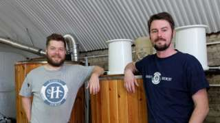Brewery battle: AB InBev and the craft beer challenge - BBC News