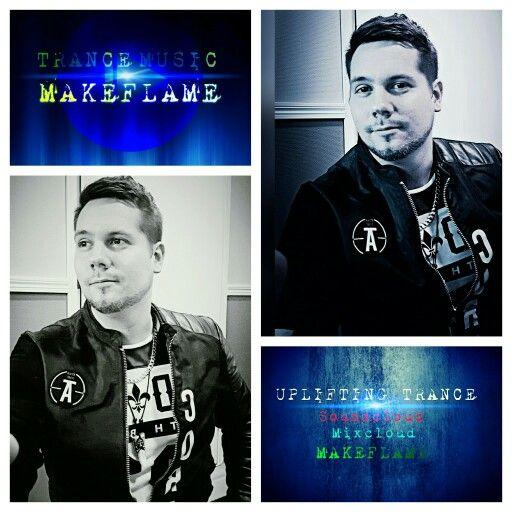 Follow me www.mixcloud.com/makeflame
