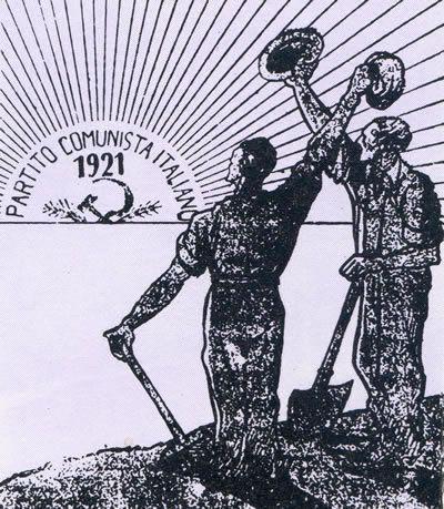 1921- Nasce il Partito Comunista Italiano.