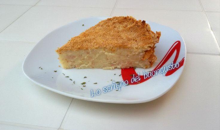 TORTINO PATATE E MORTADELLA     CLICCA QUI PER LA RICETTA  http://loscrignodelbuongusto.altervista.org/tortino-patate-e-mortadella/ #mortadella #tortino #patate #Food #ricette #cucinaitaliana #ricetteitaliane #cuoreitaliano #ricettadelgiorno #ricetta