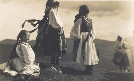 Slovakia in the 19th and 20th century - Most of pictures illustrate rural Slovakia and its peasants who are bearers of Slovak folk culture which is basically pagan, thus interesting for Slavdom as...