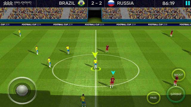 10 Best Football Games For Android Offline Techy Nickk Football Games Offline Games Football