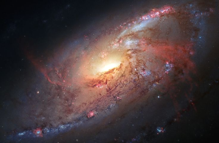 Time once more for one of my favorite holiday traditions—a new amazing Hubble image every day until the 25th.