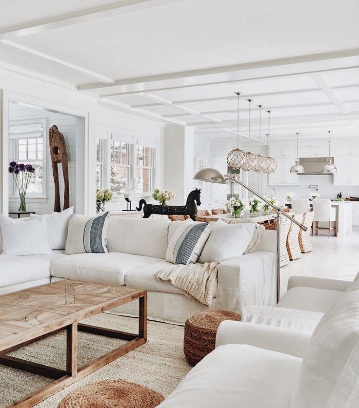 The Best 90 Chic Beach House Interior