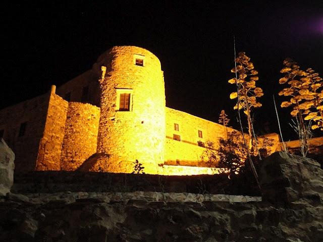 Venetian Castle, Naxos, Greece
