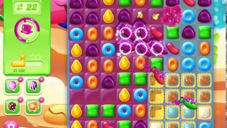 Candy Crush Jelly Saga Level 219 Gameplay