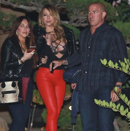 Mariah Carey's Security Guard Claims Sexual Harassment [photo]