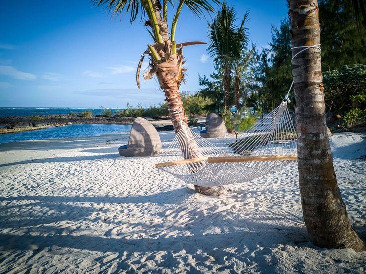 Weisser #Sandstrand auf #Mauritius #BelleMare