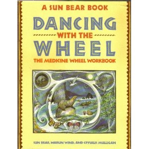 The Native American philosophy behind the vision of the Medicine Wheel is that all things and beings on the earth are related and, therefore, must be in harmony for the earth to be balanced. Dancing with the Wheel teaches you how to apply this philosophy to your daily life through many practical exercises and ceremonies. These exercises will help you gain energy from the spirits, which can heal both humans and the earth.