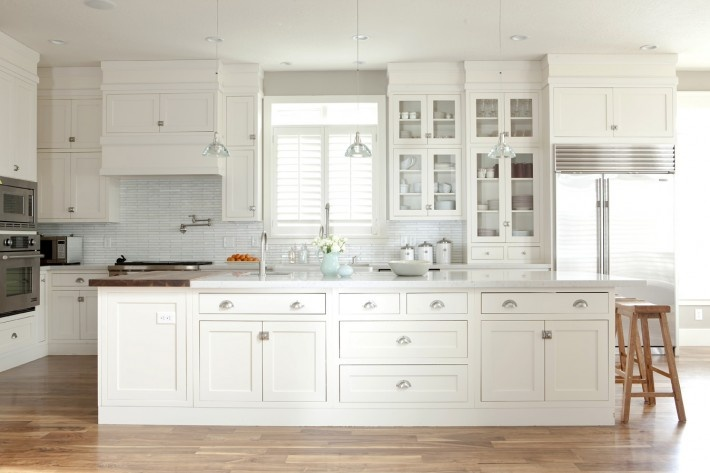 Pin by lisette gutierrez on home pinterest kitchens for 7 x 9 kitchen cabinets
