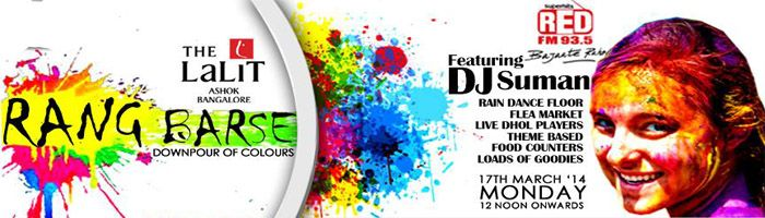 Celebrate the festival of colors with Toboc Deals!! We bring to you the best #Holi party in #Bangalore. Click here and grab your tickets: http://www.tobocdeals.com/Bangalore/Holi-Festival/Holi-Celebration-2014.aspx
