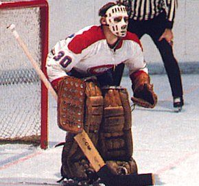 Habs Goalies of 1965 - 1969 - Phil Myre