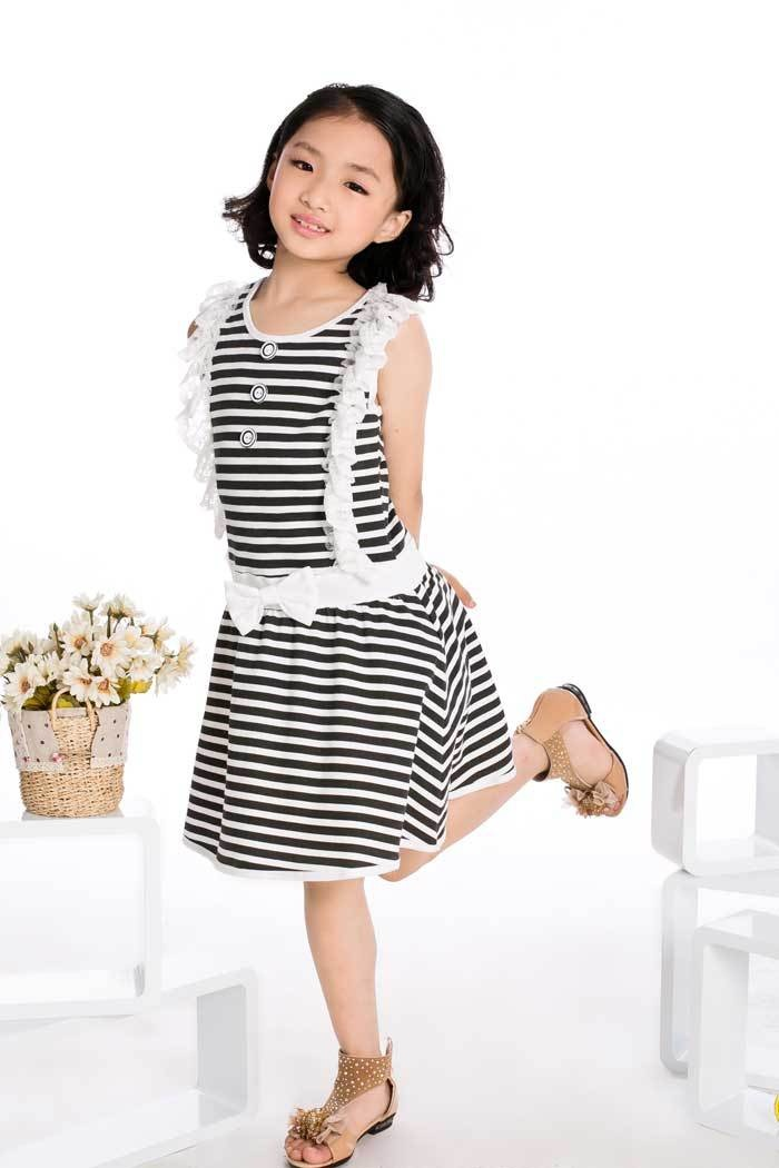 Buy New Fashion Kids Casual Dresses For
