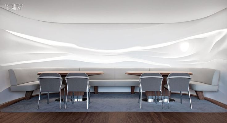 Rise and Shine: Breakfast Room do Bayerischer Hof por Jouin Manku