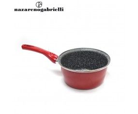 www.sconticasa.it  Casseruola con rivestimento antiaderente ed 1 manico  Adatta per esaltare la qualità dei sapori