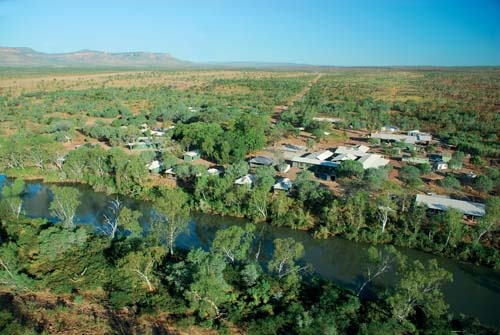 An innovative combination of tourism, education and pastoralism is bearing rich rewards on this indigenous Land Corporation-owned station in western Australia's east Kimberley.