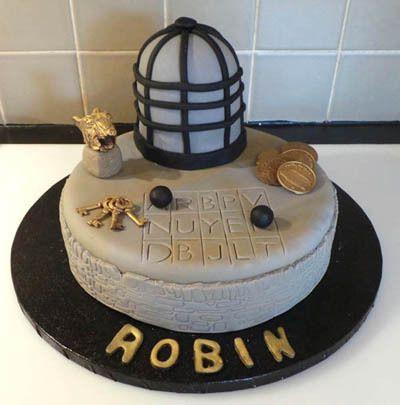 Gâteau Fort Boyard Plus