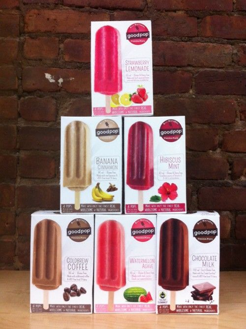 #SpaWeekSlimDown Tip #5: Find a go-to healthy treat! We like GoodPops, all natural ice pops that are low in sugar and calories. A satisfying way to quench your hunger AND cool down!