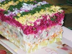 Салат шуба. Рецепты салата шуба. Как правильно готовить салат шуба. Как приготовить дома салат шуба вкуснее, чем в ресторане - полезные сове...