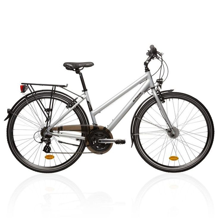 299,95€ - Vélos Ville - VELO VILLE HOPRIDER 300 Femme - B'TWIN