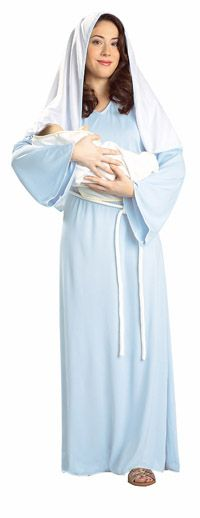 christmas costume ideas Adult Mary Costume - Christmas Costumes