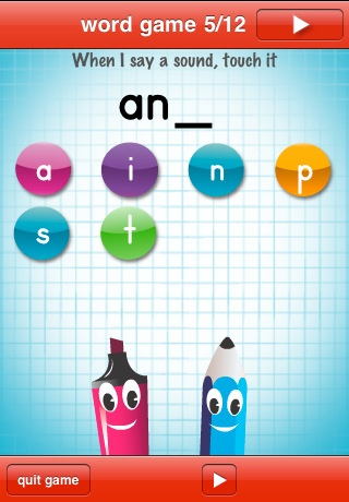 abc pocket phonics, practice writing the letters, letter sounds, sounding out words $2.99