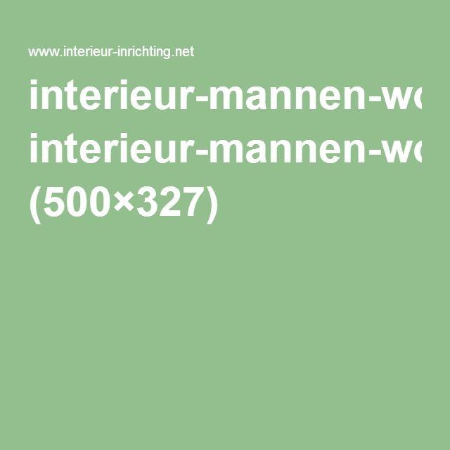 interieur-mannen-woning-smlxl-architecten5.jpg (500×327)