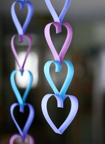 Easy Kids Valentine Crafts