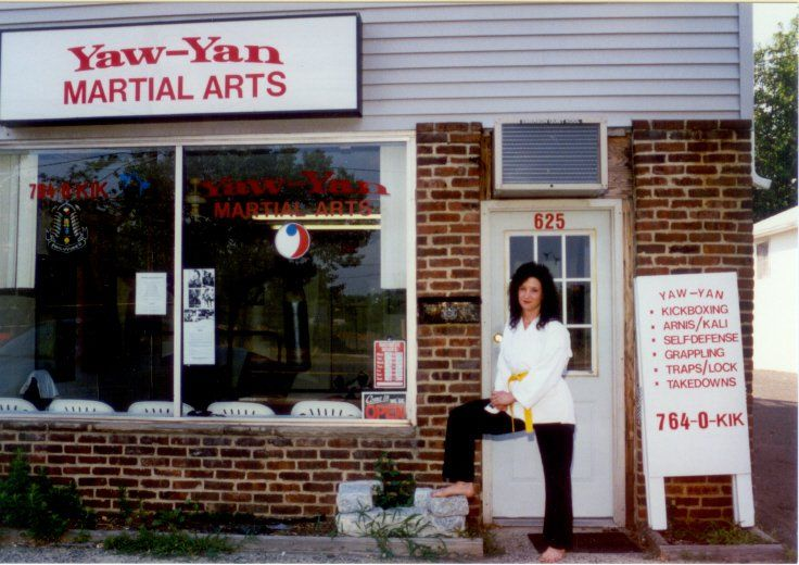 Yaw-Yan USA at Middlesex New Jersey [c. 1990]