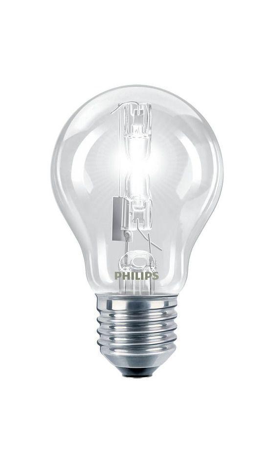 Żarówka halogenowa E27 A55 42W EcoClassic 1500h GLS (odpow. 60W) - Philips-Piła