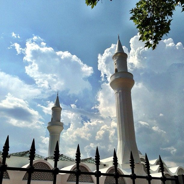 white mosque, jozi