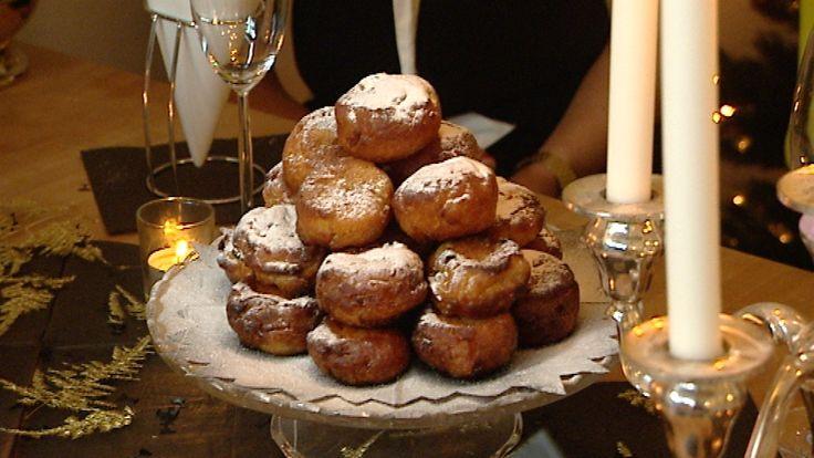 Recept voor Oliebollen in de oven (zonder frituurpan) van Hadewych - Koopmans.com