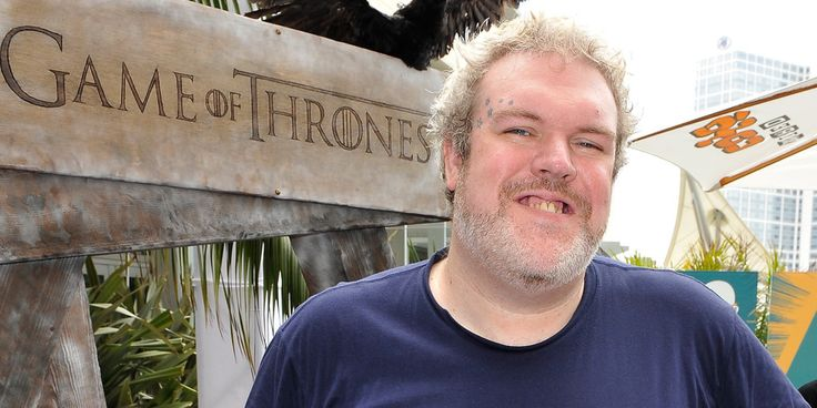 Interview with Kristian Nairn Game of Thrones  #GayRights