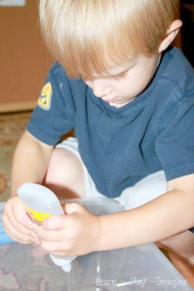 Cómo hacer limo ~ Aprenda el juego Imagina