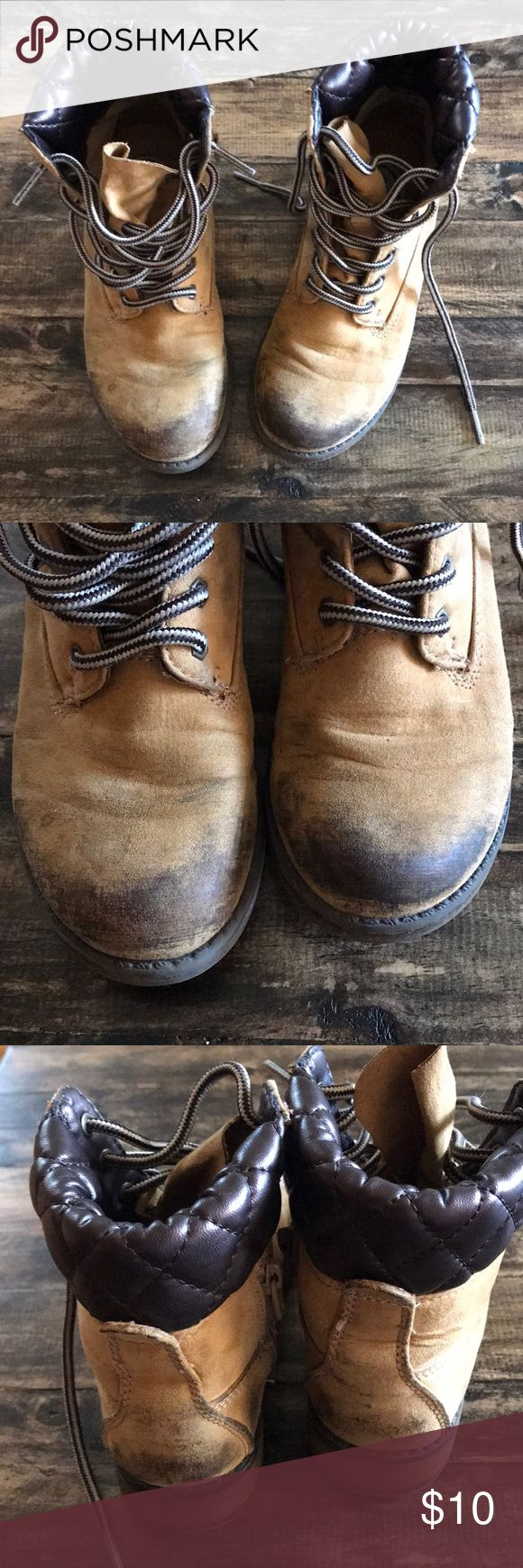 Stevie's by Steve Madden boots Stevie's by Steve Madden for Target Boots, in excellent condition Stevies Shoes Boots