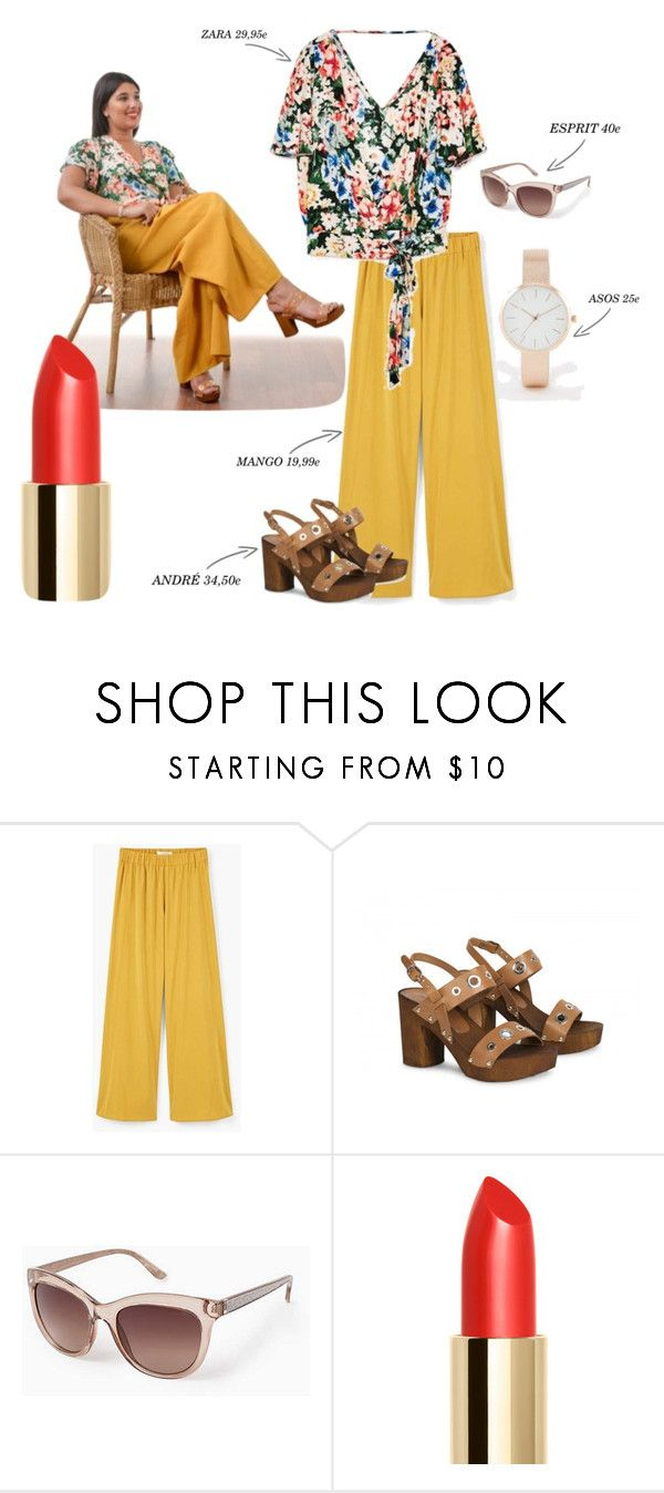 """femme"" by lou-ange on Polyvore featuring mode"