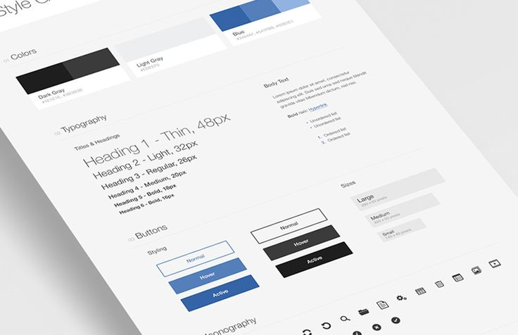 Large Ui  Style  Guide  Preview 0
