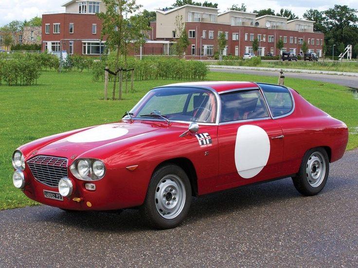 1965 Lancia Flavia Sport by Zagato